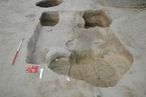 ásatás (illusztráció)