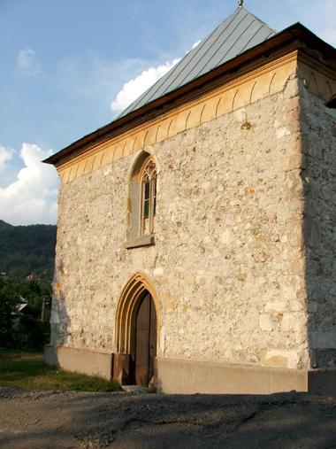 Giródtótfalu katolikus temploma (forrás: nagybanya.ro)