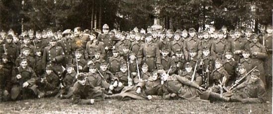 gyergyói veteránok
