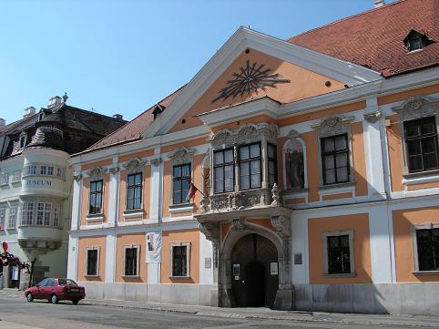 a győri Xántus János Múzeum (HorányiMari fotója, flickr.com)