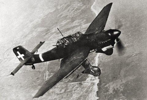 Junkers JU-87 (Stuka)