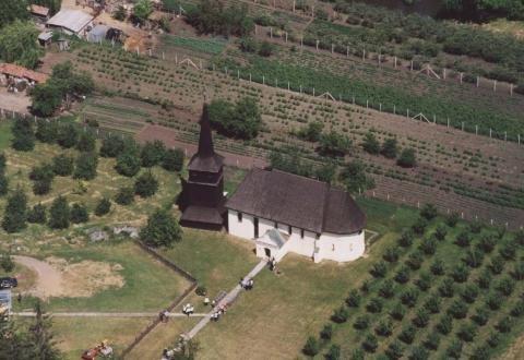 a nyírmihálydi református templom (forrás: civertan.hu)