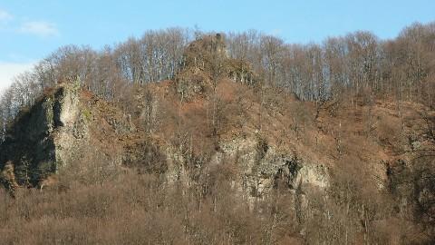 Rapsóné vára (Csender Gyula fotója)