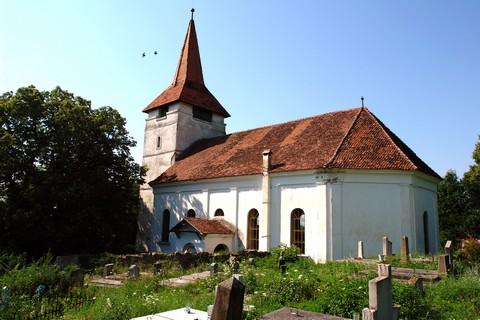 A bikfalvai református templom