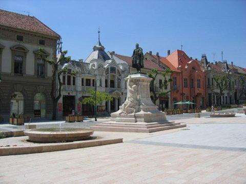 Szekszárd, Garay tér (illusztráció)