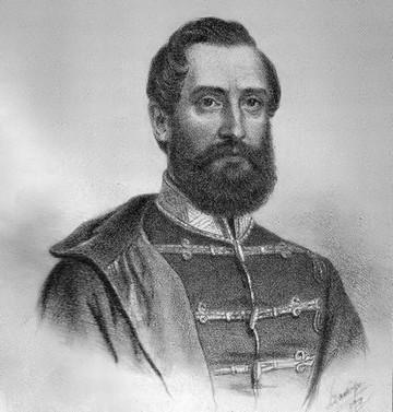 Lázár Vilmos ezredes (1815–1849)
