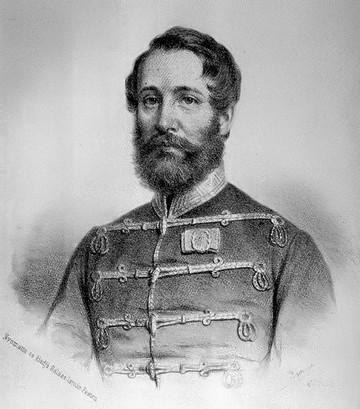 Leiningen-Westerburg Károly gróf tábornok (1819–1849)