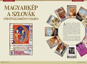 Magyarkép a szlovák történelemkönyvekben