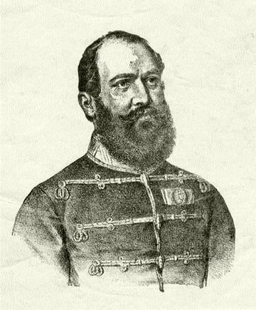 Damjanich János tábornok (1804–1849)