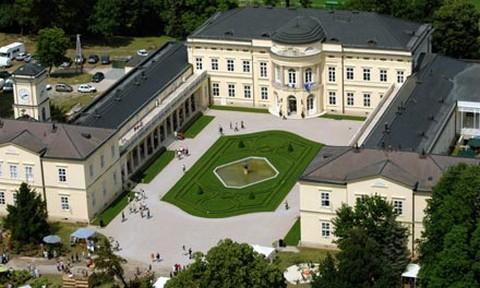 A fehérvárcsurgói kastély jelenleg (forrás: kultura.hu)