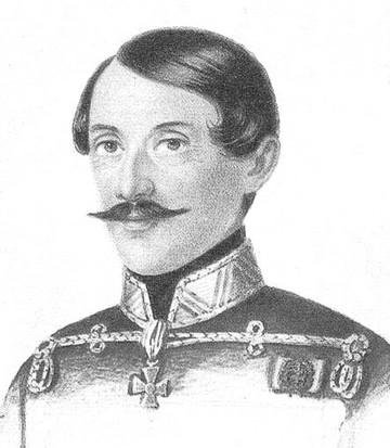 Kiss Ernő altábornagy (1800–1849)