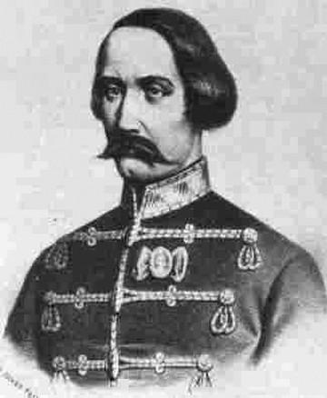 Nagysándor József tábornok (1804–1849)