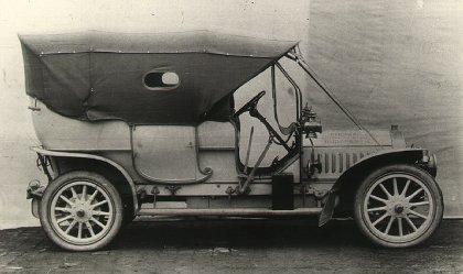 Phönix túraautó (1910)