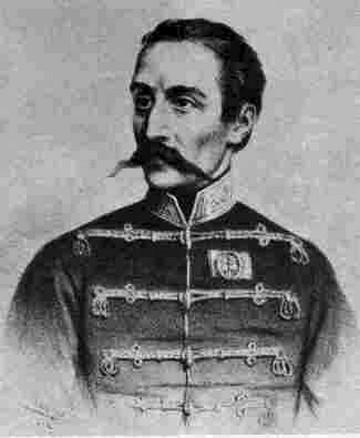 Poeltenberg Ernő tábornok (1813–1849)