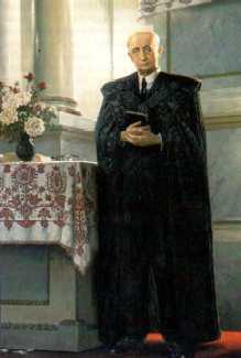 Ravasz László portréja