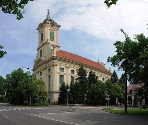 Közép-Európa legnagyobb evangélikus temploma Békéscsabán