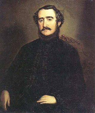 Széchenyi István portréja (Franz Eybl festménye)