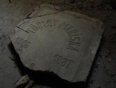 a Törley-mauzóleum