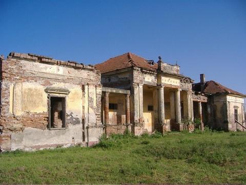 A Fried-kastély Fancsikapusztán, Zsadány határában -- régebbi emlékek is vannak a falu környékén?