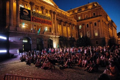 Az idén nyáron megrendezett Múzeumok Éjszakája hatalmas sikert aratott