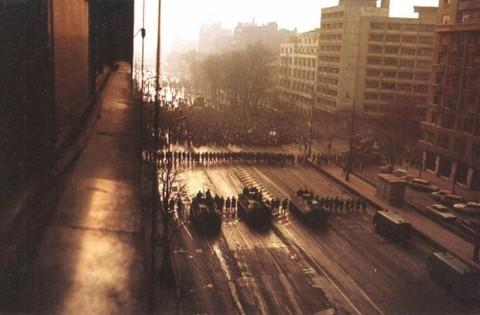 Románia 1989