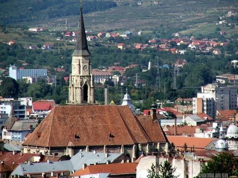 A Szent Mihály templom Kolozsvárott