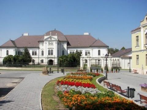 Szécsény újabb kori történetének egyik legjelentősebb darabja - a Forgách-kastély (fotó: szecseny.hu)