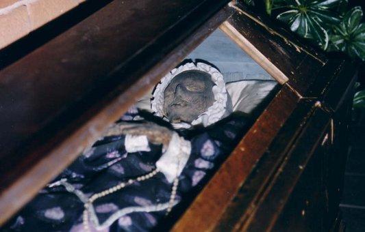 Bosnyák Zsófia múmiája