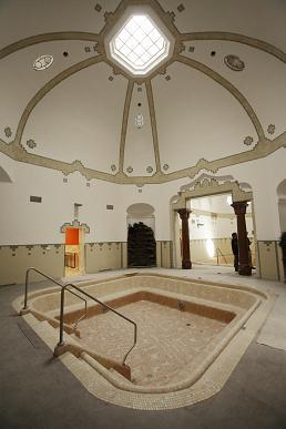 a székesfehérvári Árpád-fürdő