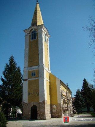 bői Szent Imre-templom