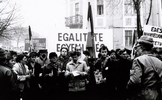 A brutális erőszak után sokan leszámoltak azzal, hogy a magyarok egyenlő állampolgárok lehetnek Romániában.