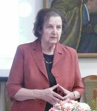 Ormos Mária Beregszászon