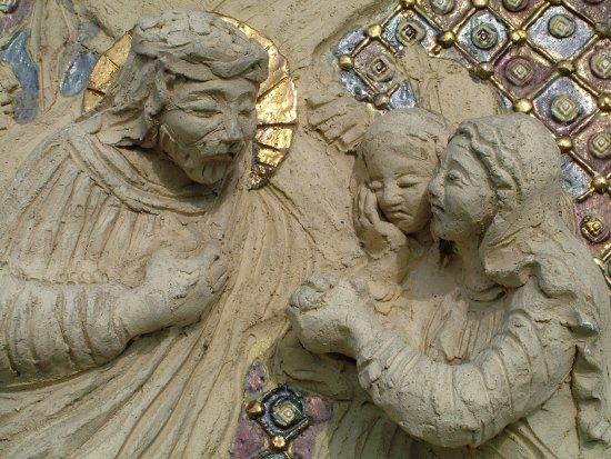 Petrás Mária: Keresztút (részlet)