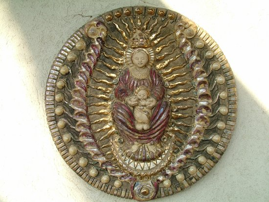 Petrás Mária: Napba Mária
