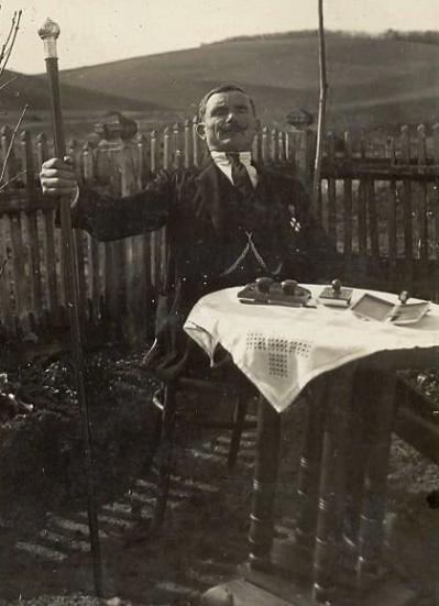 Léhy Gábor, a susai bíró