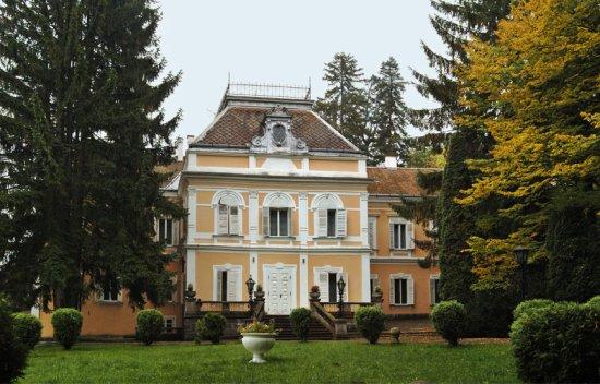 az árkosi kastély