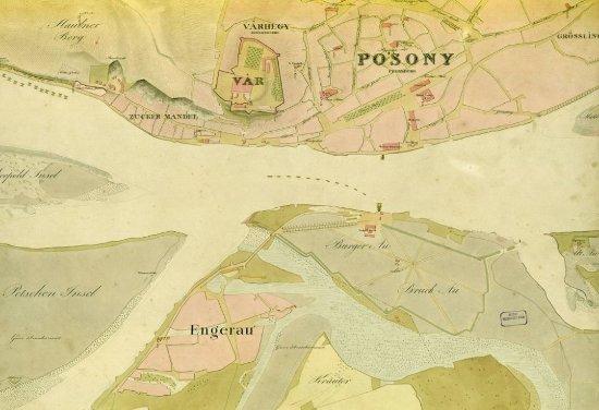 Duna-mappáció