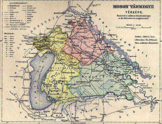 Moson vármegye