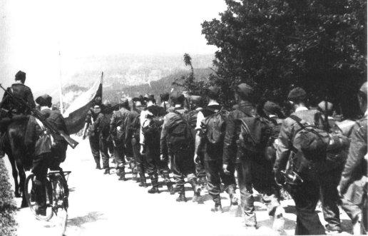 partizánok