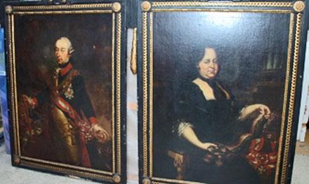 Mária Terézia-portré