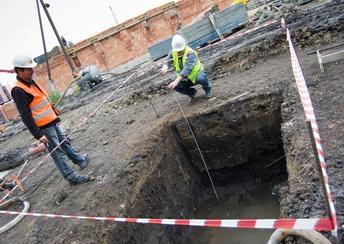 Itt találták meg a katonák maradványait (Fotó: heol.hu)