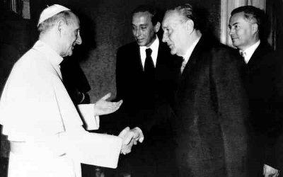 VI. Pál és Kádár János - kényszerű alku