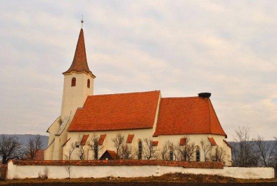 a bögözi templom (fotó:Csender Gyula)
