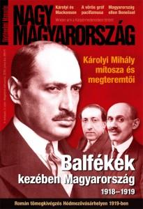 Balfékek kezében Magyarország (1918-1919)