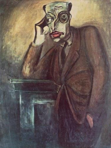Pór Bertalan: Károlyi Mihály (1930)