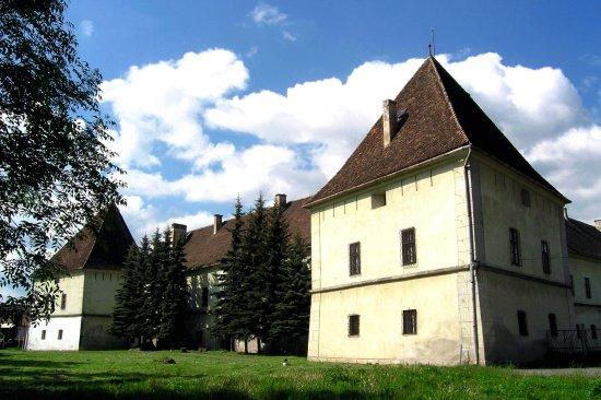 a csíkszeredai Mikó-vár