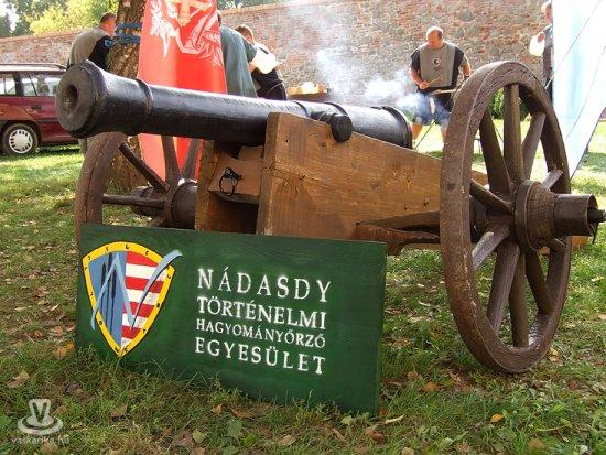 Nádasdy Történelmi Fesztivál (fotó: vaskarika.hu)