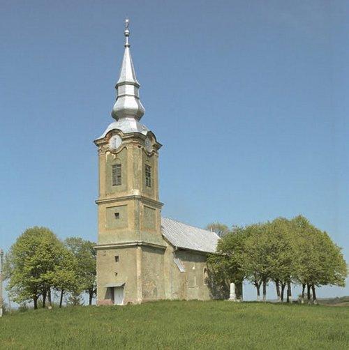 a siteri református templom