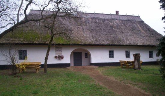 az álmosdi Kölcsey-kúria