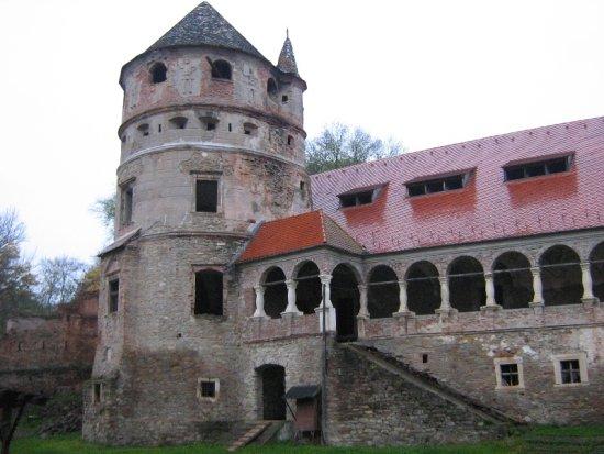 a keresdi Bethlen-kastély (fotó: Kántor Lajos Kristóf)